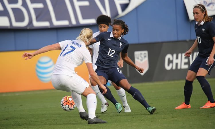 #SHEBELIEVESCUP Vidéo des temps forts de France-Angleterre.
