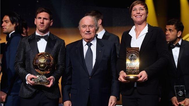 Les dix meilleures joueuses Fifa 2012