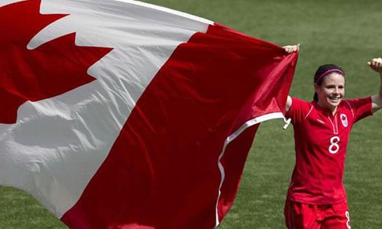 MONDIAL | Le Canada, 3ème des JO de Londres, prépare sa Coupe du Monde