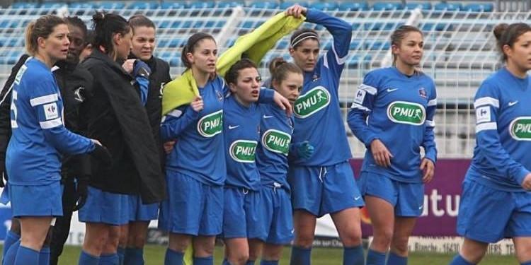 Après un 0-0 gagnée à la force collective, les féminines de Soyaux attendent le résultat des tirs au but.