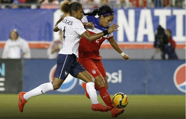 JO de Rio – Equipe de France – Laura Georges, forfait pour les Jeux. Karchaoui entre dans les 18.