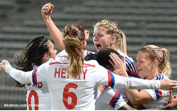 Finale Coupe de France 2016 – L'Olympique Lyonnais a une méthode pour gagner. Elles aiment manger les titres.