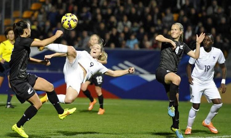 VIDEO- Le dernier match de la France face à la Nouvelle-Zélande (2-1).