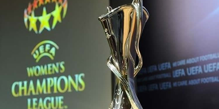 Football féminin. Trophée. Women's Champions League. Lesfeminines.fr source UEFA