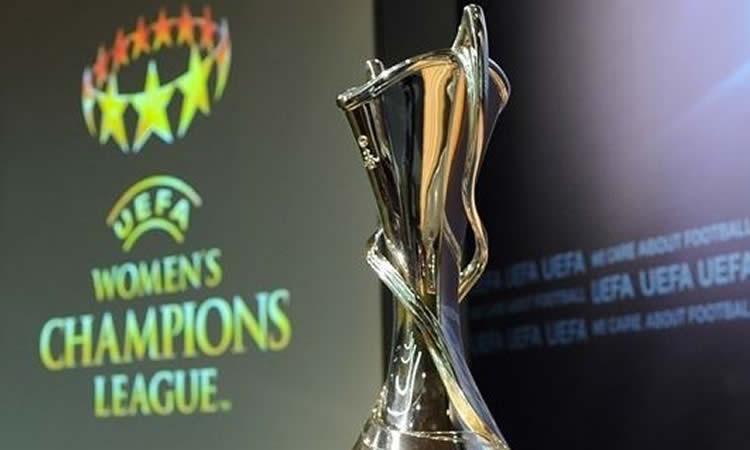 Football féminin. Trophée. Women's Champions League. Lesfeminines.fr source UEFA