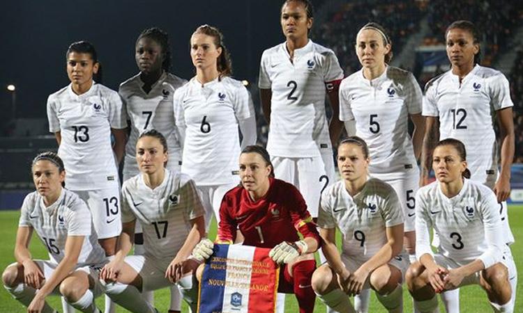 La dernière sélection française avant la liste officielle pour le Mondial 2015 de Juin au Canada