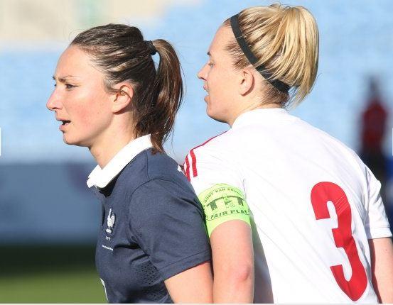 La France atomise le Damemark en améliorant son début de match. 3-0 en 13 minutes.