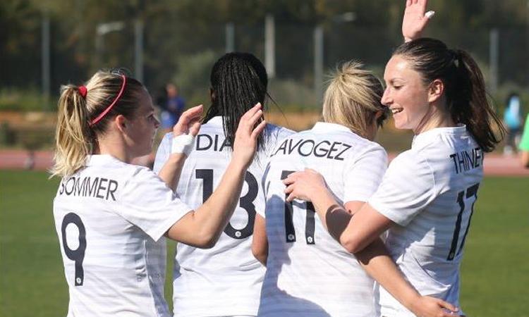 Tournoi de l'Algarve. France Japon (3-1). Les meilleures amies du Monde gagnent face aux championnes du monde et d'Asie en titre