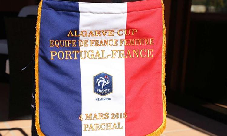 le résumé vidéo de France-Portugal au Tournoi de l'Algarve