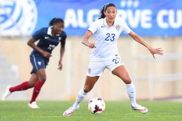 football feminin videos : finale tournoi de l'Algarve;. Press fait une profondeur de 40 mètres. lesfeminines.fr