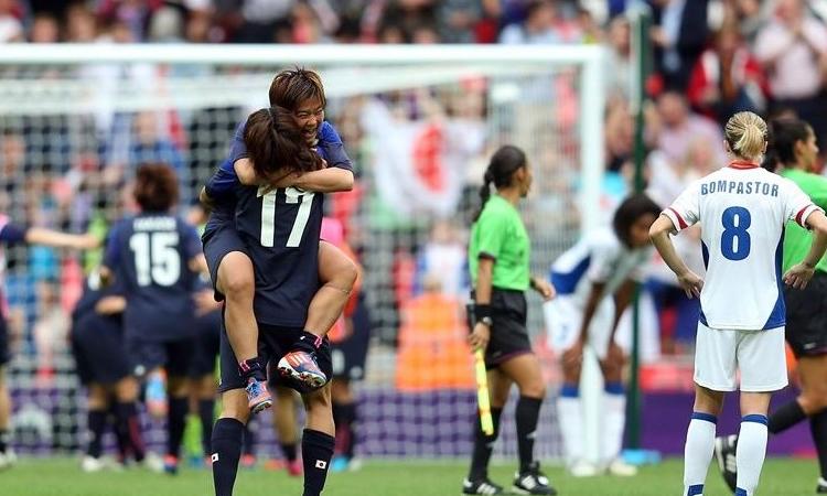 Les deux derniers France Japon 2012 en vidéo, à Charlety et aux JO de Londres