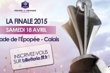 Coupe de france f minine le calendrier 2015 2016 - Calendrier coupe de france des rallyes 2015 ...