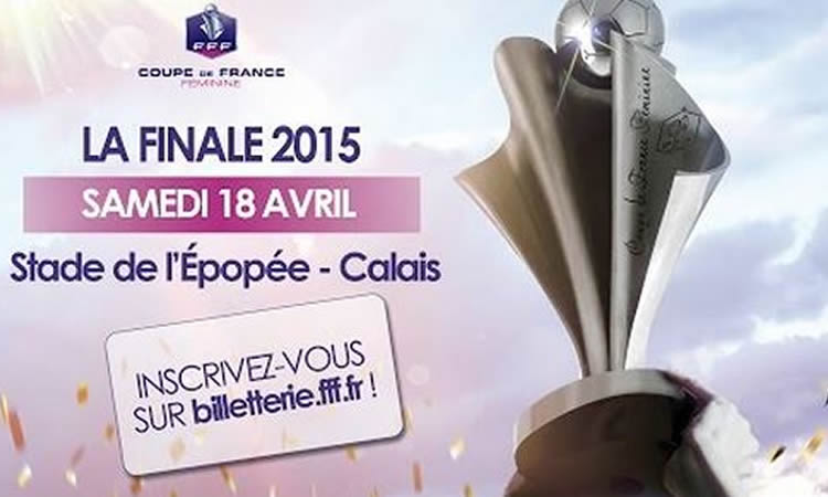 Finale de la coupe de france f minine montpellier hsc - Calendrier de la coupe de france 2015 ...