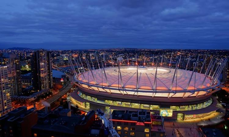 Stade de Vancouver, lieu de la finale de la Coupe du Monde. Lesfeminines.fr