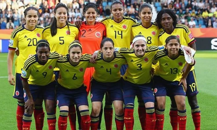 Groupe F – La Colombie dévoile sa liste des 23
