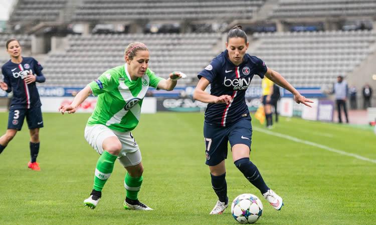 Nouveau forfait chez les réservistes françaises : Aurélie Kaci (PSG) remplacée par Marion Torrent (Montpellier Hsc).