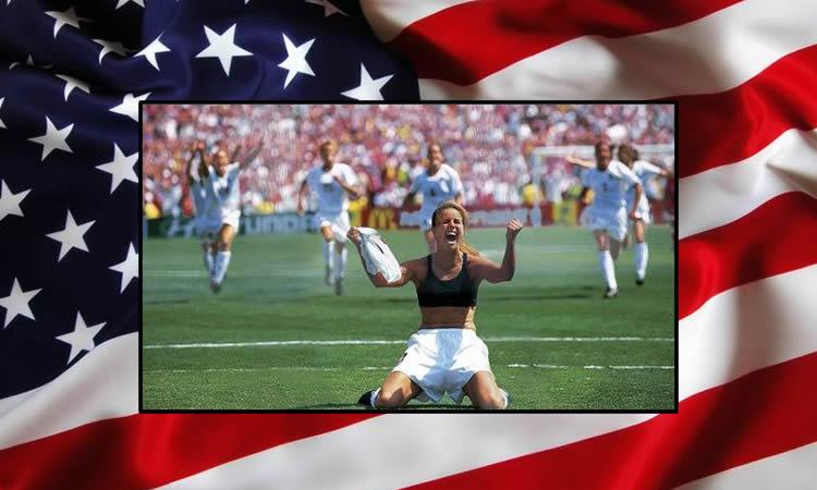 World Cup 2015. les USA veulent revivre cela et oublier 2011, la finale perdue aux tab.