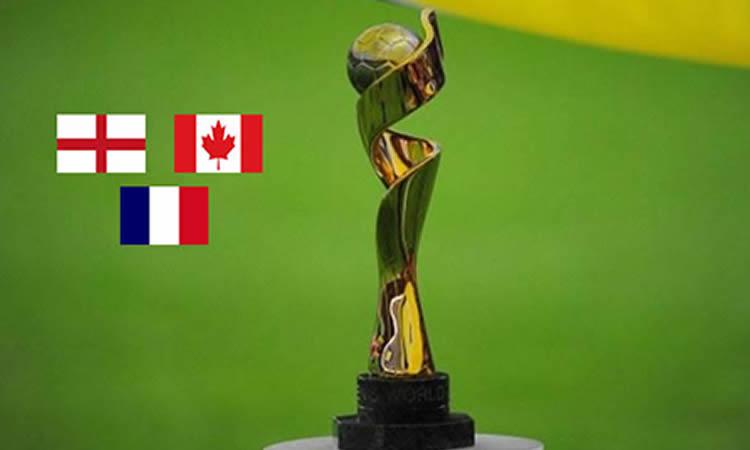 Canada, France, Angleterre. Voilà un trio qui a des choses à se reprocher.