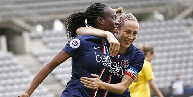 21ème Journée : Lyon place la barre dans l'Espace du football féminin français