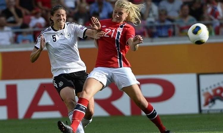 Annike Krahn s'engage rapidement vers le Bayern 04 Leverkusen