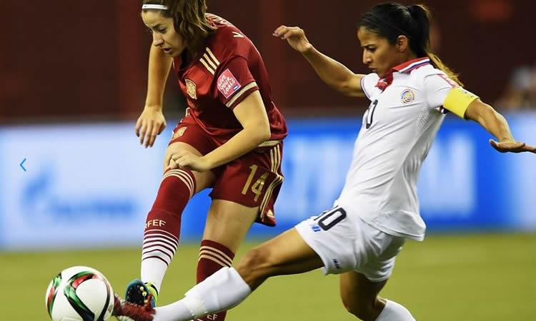 Espagne (1-1) Costa-Rica : la réponse du berger à la bergère. Deux buts en 2 minutes.