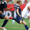 Eugénie Le Sommer met un superbe but face à l'Angleterre. Lesfeminines.fr