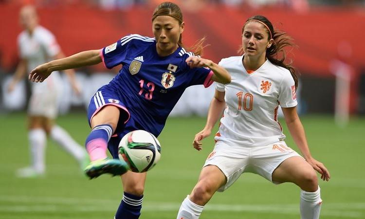 JAPON – PAYS-BAS : le Japon, championne d'Asie et du Monde en titre est bien là.