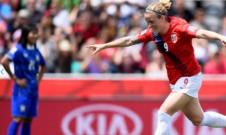 Groupe B : Norvège (4-0) Thaïlande : le «football» norvégien «désarme» la Thaïlande