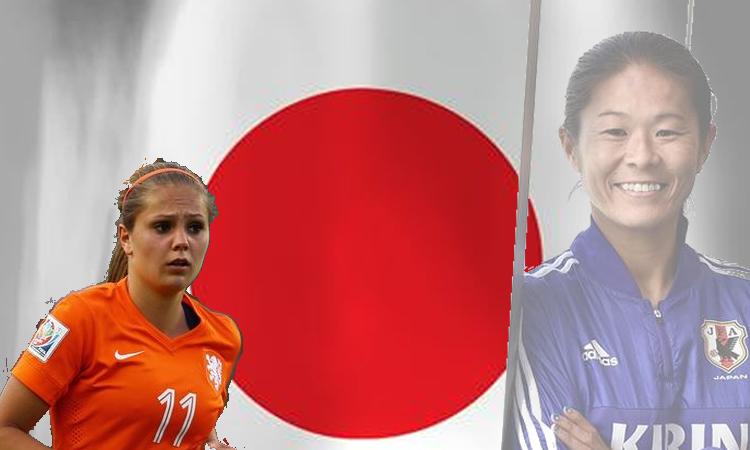 Japon – Pays-Bas : dernier 1/8è de finale. la Zone Asie face à la zone UEFA.