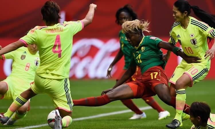 Groupe C : Le Cameroun et la Suisse pour l'Histoire.