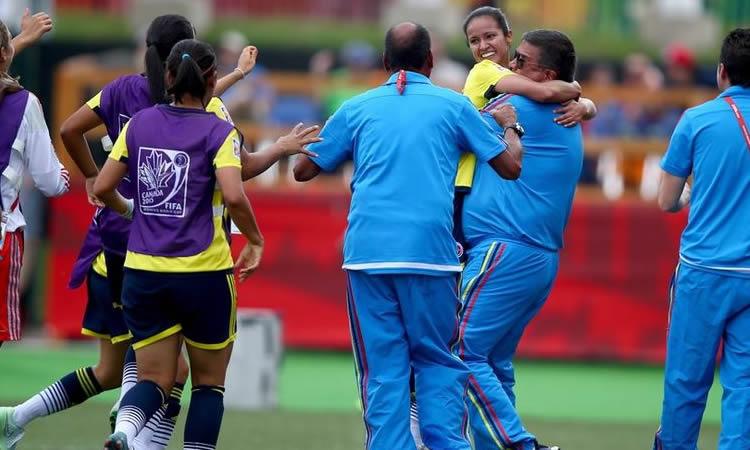 FRANCE – COLOMBIE (0-2). La Colombie vit son rêve en gagnant la France, 3ème mondial