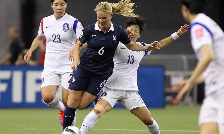 L'Olympique Lyonnais joue gros avec Amandine Henry. Quels arguments a trouvé Sonia Souid ?
