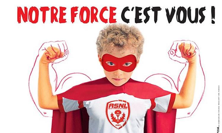 Nancy, club de Ligue 2 - 4è et 5ème depuis deux saisons. Source ASNL/ Lesfeminines.fr