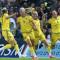 La suéde reprend la couleur jaune de l'Or. Lesfeminines.fr