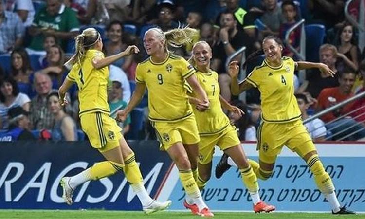 La Suède retrouve l'intensité de la couleur de l'Or.