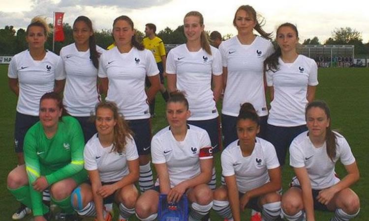 U19. Cette équipe de France a une qualité particulière et rare.