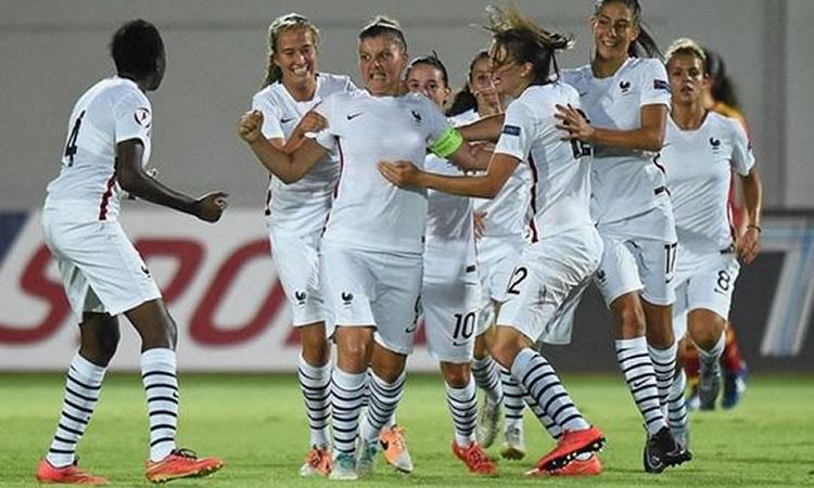 La France U19 bloque sur un détail (4-5 tab) en demi-finale de l'Euro 2015