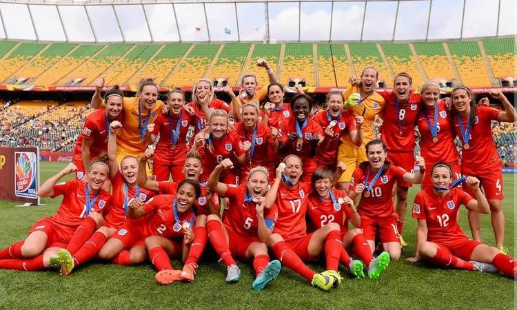 Petite finale Allemagne – Angleterre : Tout au bout de l'effort, les anglaises sont en «Bronze»