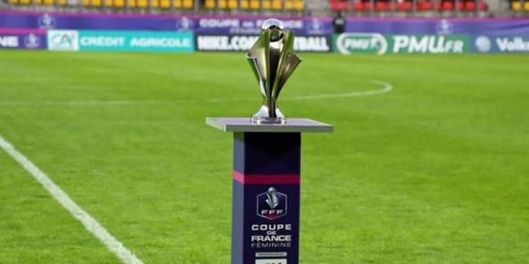 Coupe de France féminine de Football. Crédit fff. fr Lesfeminines.fr