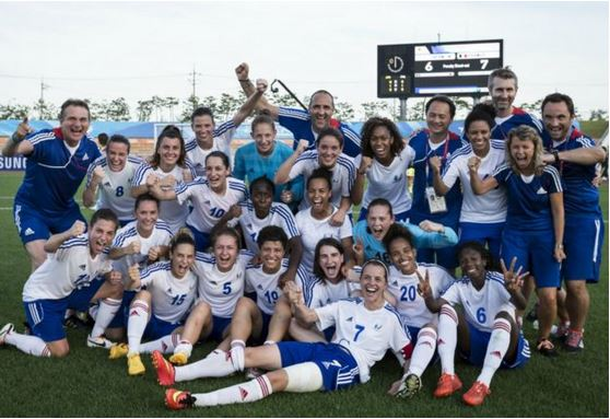 Mondiaux edf universitaire de football f minin qui va - Football feminin coupe du monde 2015 ...