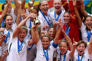 ETATS-UNIS. Finale de la Coupe du monde féminine de Football. Crédit FIFA. Lesfeminines.fr