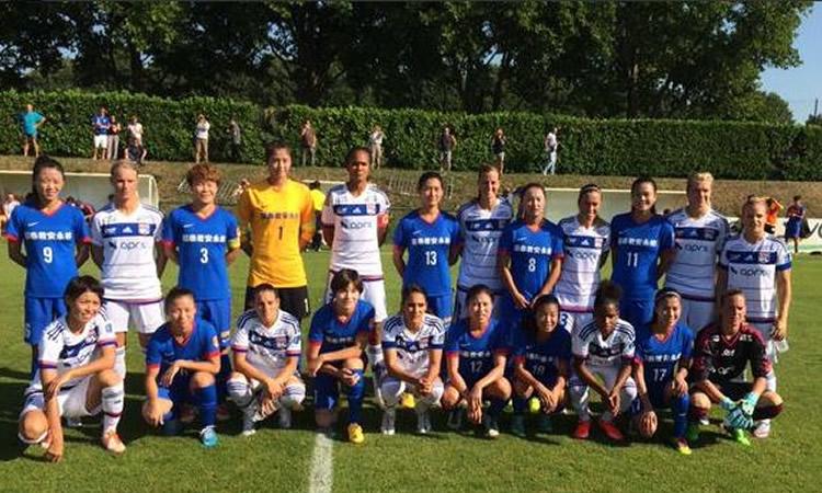 Amical – le compte y est, Lyon score 7-0 face à Shanghaï