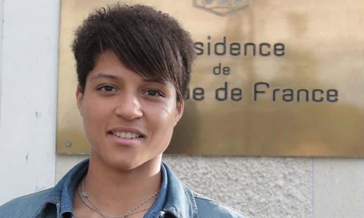 Valérie Gauvin. Une arrivée supersonique chez les A.