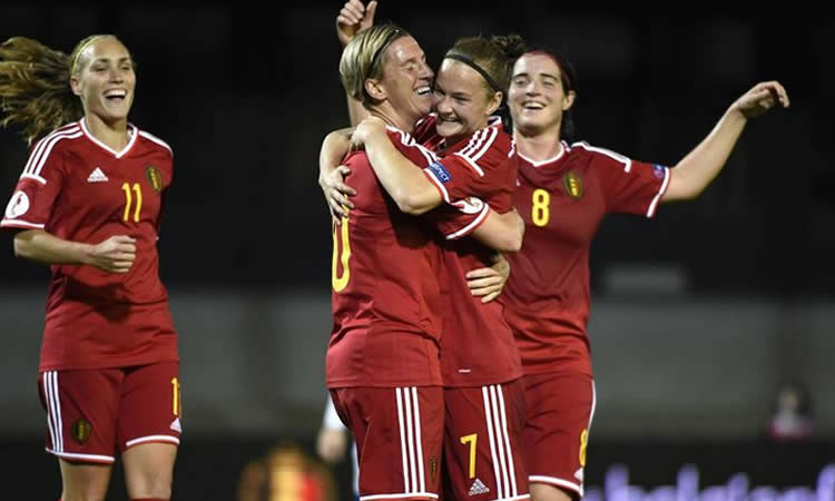 UEFA – EURO 2017 – Suède, Finlande, Ecosse, Italie, Angleterre sans problème. Belgique et Autriche se placent. Allemagne surprenante