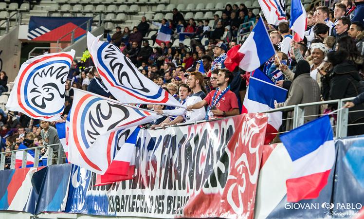 EDF – Le public français réagit, supporter comme occasionnel