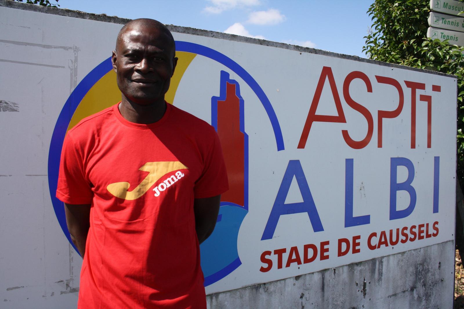 Adolphe Ogouyon : «notre objectif est d'être dans la première partie de tableau, et nous tenons notre objectif !».