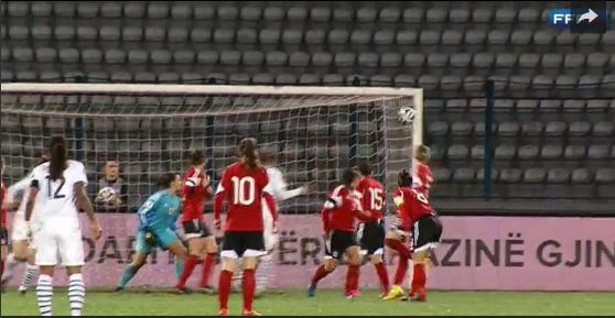 France – Videos des 6 buts français face à l'Albanie. (Qualification Euro 2017)