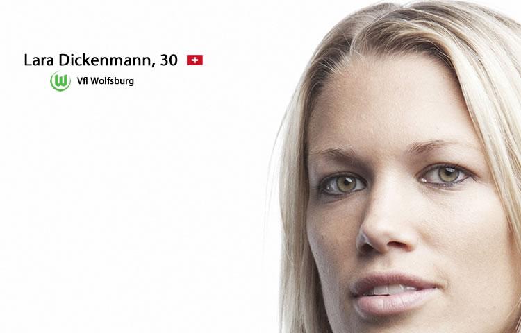 ITW – Lara Dickenmann – On joue en profondeur rapidement et les équipes tiennent 90 minutes.