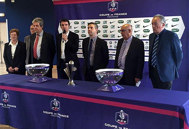 Coupe de France – Un tirage qui ferait le bonheur des parieurs du Loto Sportif.