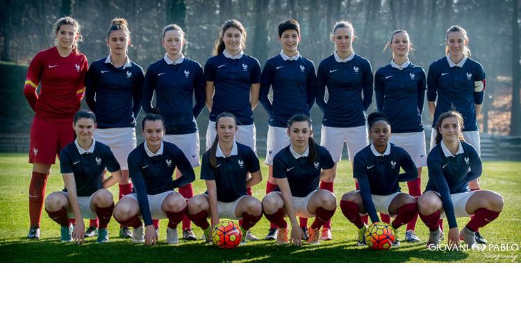 EDF – Une equipe de France U18 qui s'organise avec un staff de qualité.
